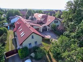 The modern Equestrian facility with one-family house - Total area 38.047m2.